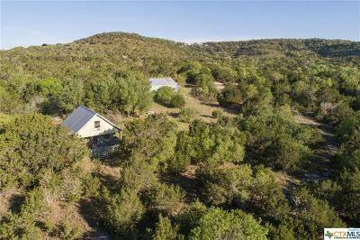 Wimberley TX Single Family Home For Sale: $345,000