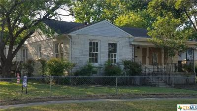 Temple, Belton Single Family Home For Sale: 1502 N 4th Street