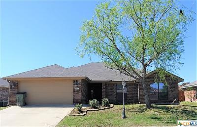 Killeen TX Single Family Home For Sale: $162,000