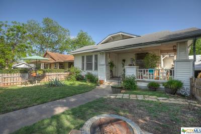 San Antonio Single Family Home For Sale: 805 Highland Boulevard