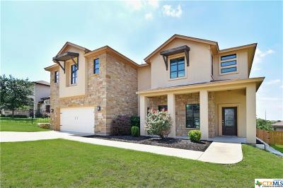 Killeen Single Family Home For Sale: 5407 Fiesta Oak Drive