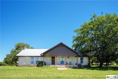 Gatesville Single Family Home For Sale: 3225 Fm 107