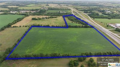 Bell County, Burnet County, Coryell County, Lampasas County, Llano County, McLennan County, Mills County, San Saba County, Williamson County Residential Lots & Land For Sale: 3120 E Adams Avenue