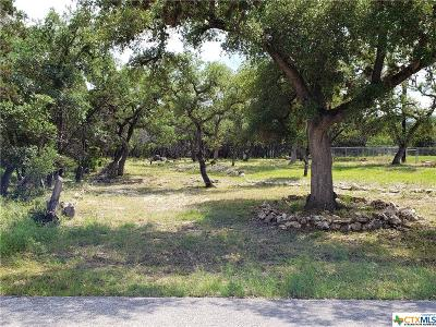 Canyon Lake Residential Lots & Land For Sale: 2214 Lakeview Drive