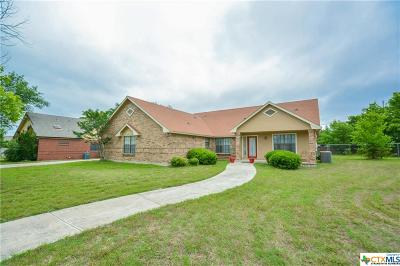 Harker Heights Single Family Home For Sale: 2009 Whisper Wood Road
