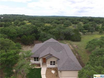 Canyon Lake Single Family Home For Sale: 440 Stars And Stripes