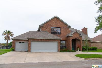 Killeen Single Family Home For Sale: 4919 Lakeshore Drive