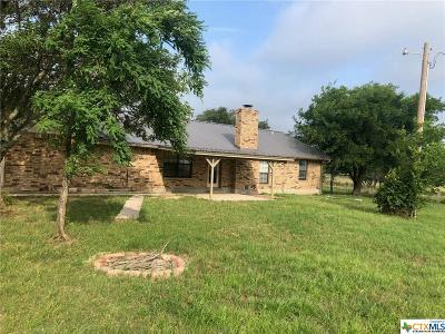 Lampasas Single Family Home For Sale: 644 County Road 1225