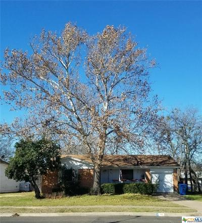 Copperas Cove Single Family Home For Sale: 704 Shady Lane