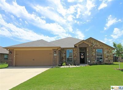 Killeen TX Single Family Home For Sale: $195,000