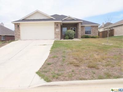 Harker Heights Single Family Home Pending: 213 Ponderosa Drive