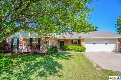 Salado Single Family Home Pending: 1407 Guess Drive