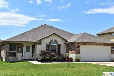 Temple TX Single Family Home For Sale: $182,000