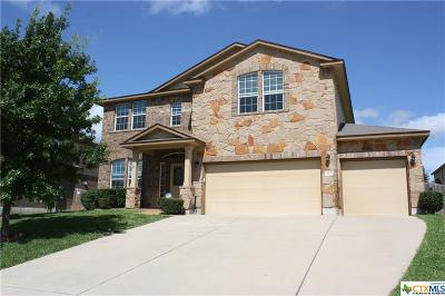 Copperas Cove Single Family Home For Sale: 2103 Terry Drive