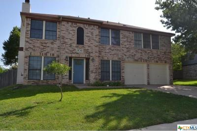Copperas Cove Single Family Home For Sale: 106 January Street