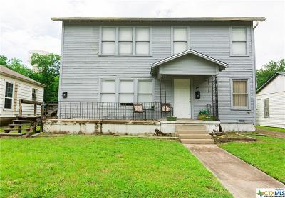 Temple TX Multi Family Home For Sale: $129,900
