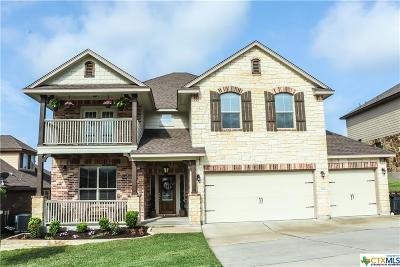 Harker Heights Single Family Home Pending: 3306 Vineyard Trail