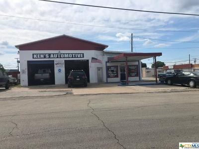 Copperas Cove Commercial For Sale: 302 S Main Street