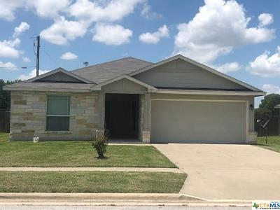 Killeen Single Family Home For Sale: 5507 Rimes Court