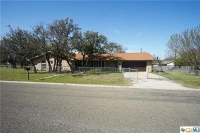 Lampasas Single Family Home For Sale: 1507 W 4th Street