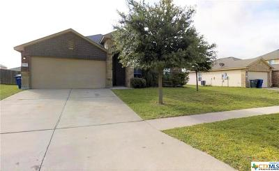 Copperas Cove Single Family Home For Sale: 1910 Coy Drive