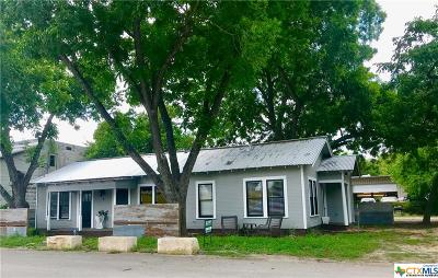 New Braunfels Single Family Home For Sale: 133 Hampe Street
