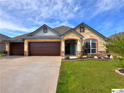 Killeen Single Family Home For Sale: 3111 Briscoe Drive