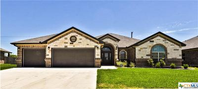 Killeen Single Family Home For Sale: 5002 Nuevo Lane