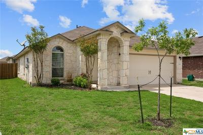 Temple TX Single Family Home For Sale: $159,000
