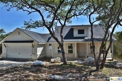 Canyon Lake TX Single Family Home For Sale: $297,900