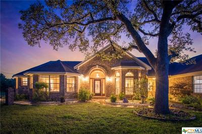 New Braunfels Single Family Home For Sale: 150 Summer Glen Lane