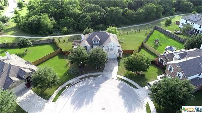 Round Rock Single Family Home For Sale: 3447 Cortes Place