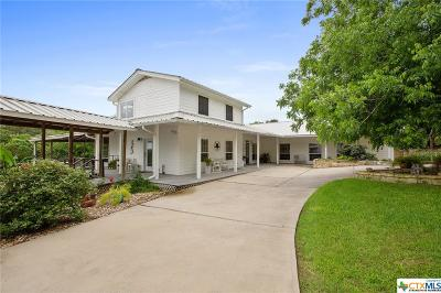 Belton Single Family Home For Sale: 3719 Smoke Signal Road