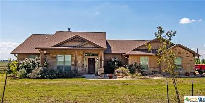 Temple, Belton Single Family Home For Sale: 8750 Brewster Road