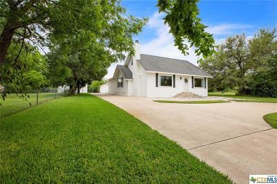 Temple, Belton Single Family Home For Sale: 6871 Cedar Cove Road