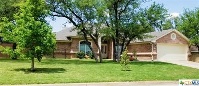 Harker Heights Single Family Home For Sale: 415 Wrought Iron Dr Drive