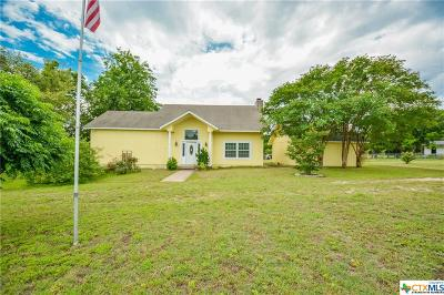 Salado Single Family Home For Sale: 3991 Betty Place