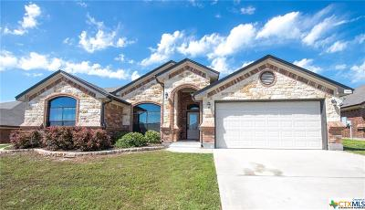 Killeen Single Family Home For Sale: 2703 Traditions Drive