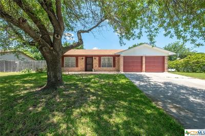 Killeen TX Single Family Home For Sale: $112,000