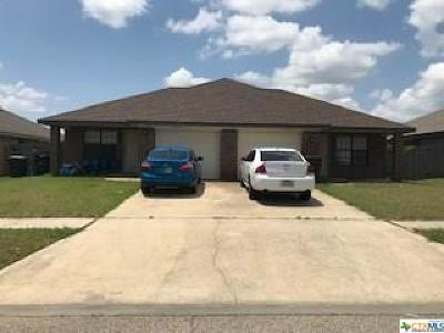 Killeen Single Family Home For Sale: 4904 John David Drive