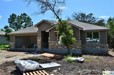 Canyon Lake TX Single Family Home For Sale: $283,900
