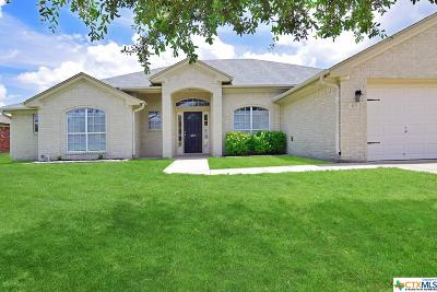 Harker Heights TX Single Family Home For Sale: $219,900
