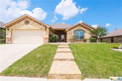Killeen TX Single Family Home For Sale: $219,900