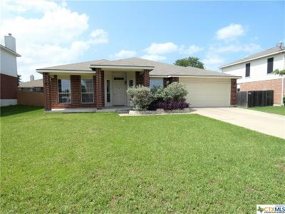 Harker Heights TX Single Family Home For Sale: $209,950