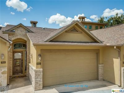 Canyon Lake TX Condo/Townhouse For Sale: $374,900