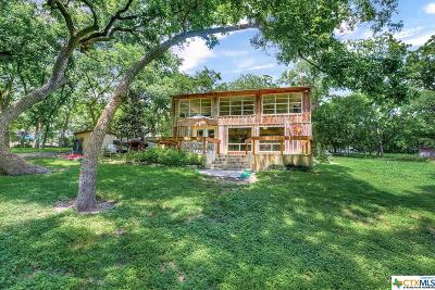 New Braunfels Single Family Home For Sale: 8722 River Road