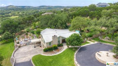 Canyon Lake Single Family Home For Sale: 113 Campbell Drive