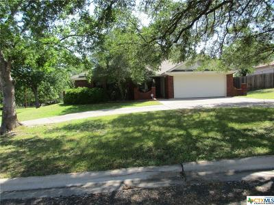 Lampasas Single Family Home For Sale: 601 S Willis Street