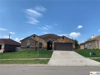 Killeen Single Family Home For Sale: 3903 Dewitt County Court