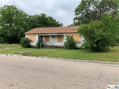 Killeen TX Single Family Home For Sale: $39,900